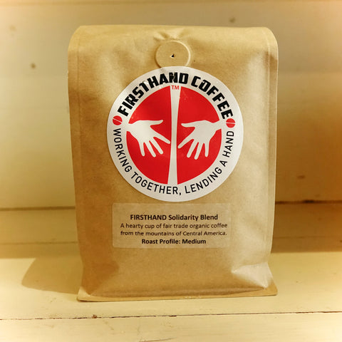 FirstHand Coffee Solidarity Blend | 1lb Bean