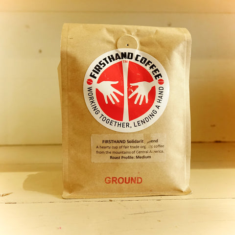 FirstHand Coffee Solidarity Blend | 1lb Ground
