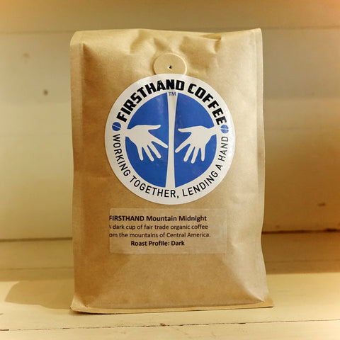 FirstHand Coffee Mountain Midnight | 1lb Bean
