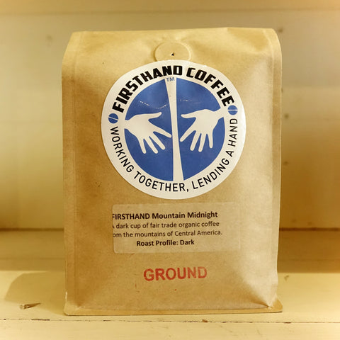 FirstHand Coffee Mountain Midnight | 1lb Ground
