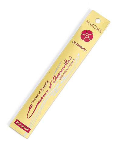 Stick Incense | Cedar Wood