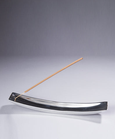 Aluminum Incense Holder | Long