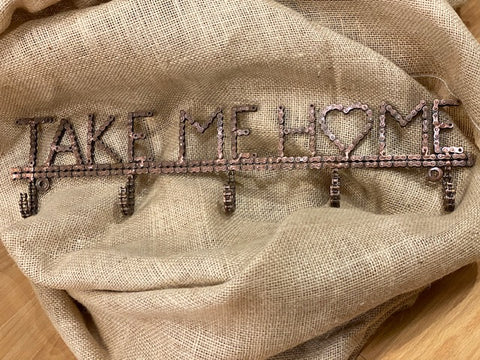 Bike Chain Hook | Take Me Home