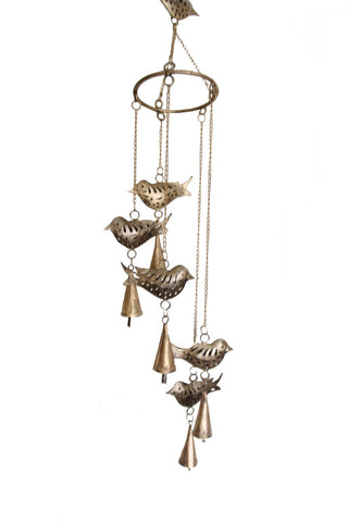 Whimsical Bird Chime