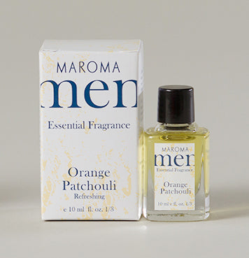 Perfume Oil | Orange Patchouli