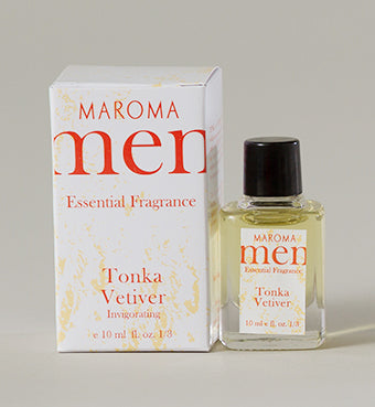 Tonka Vetiver Perfume Oil