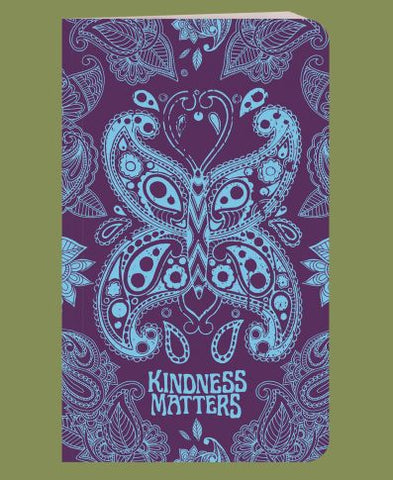 Recycled Bright Notebook | Kindness Matters