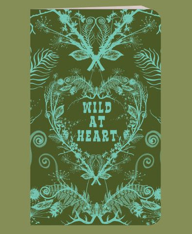 Recycled Bright Notebook | Wild At Heart