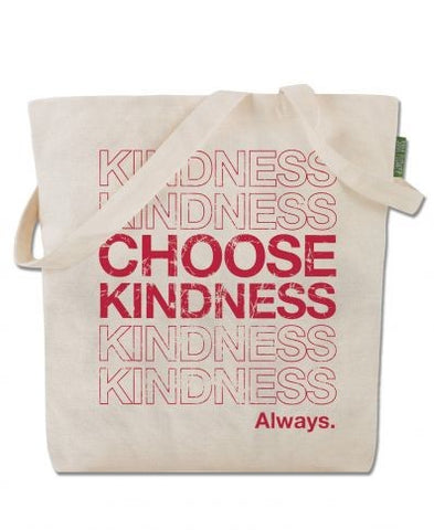 Eco Tote Bag | Choose Kindness