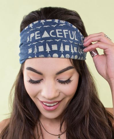 Boho Headband | Peaceful Soul