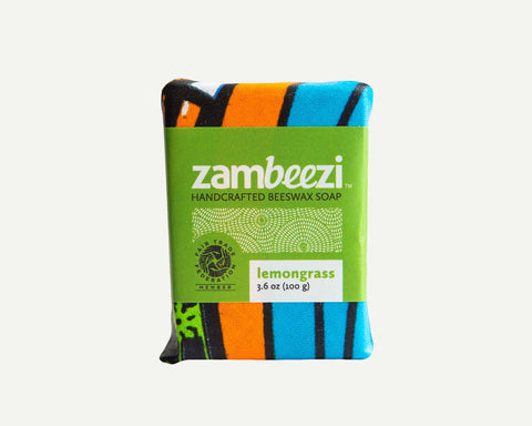 Zambeezi Soap | Lemongrass