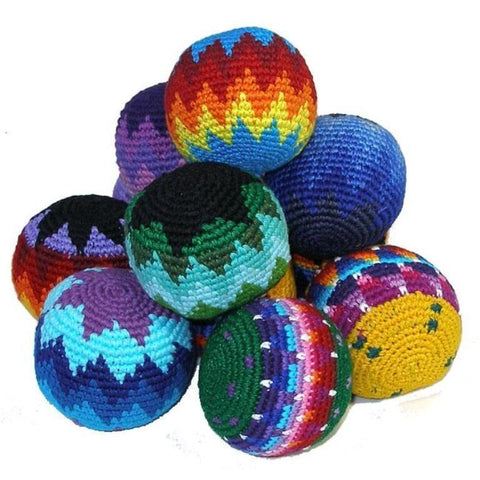 Crochet Stress Ball / Hacky Sack