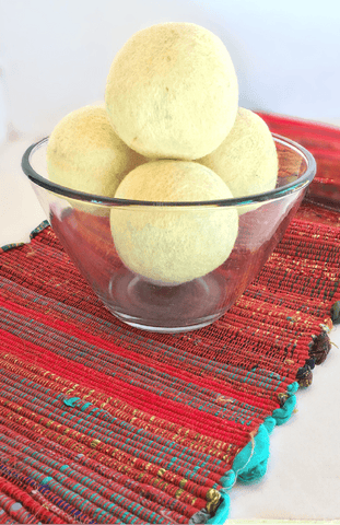 Dryer Ball | Wool (Set of 2 in Sustainable Packaging)
