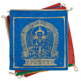 Eco Paper Prayer Flag | Short Medicine Buddha