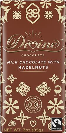 Milk Chocolate Bar | Hazelnuts