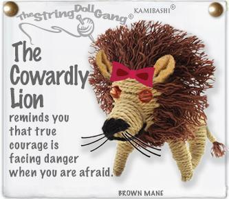 String Doll | The Cowardly Lion