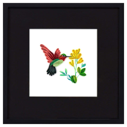 Shadow Box Frame for Quilling Cards | Black