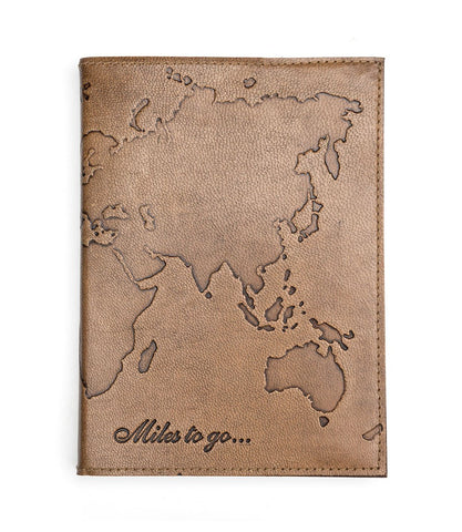 Leather Journal | Ancient Globetrotter