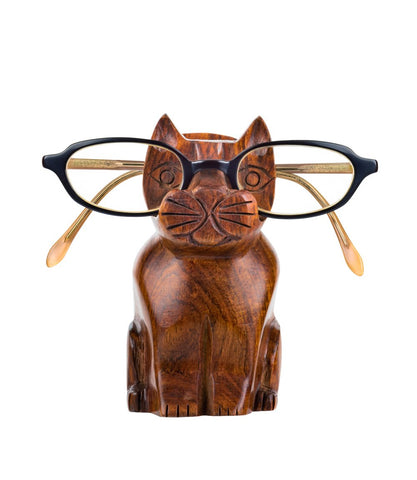 Eyeglass Holder | Cat