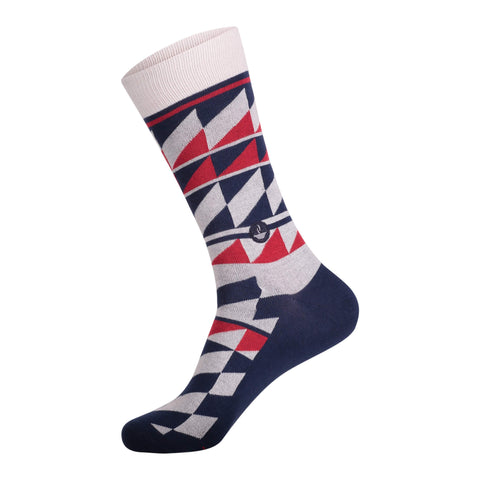 Socks That Feed Children | Red White and Navy