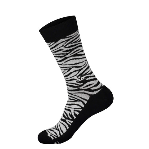 Socks That Protect Zebras | Stripe