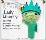 String Doll | Lady Liberty