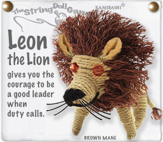 String Doll | Leon The Lion