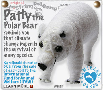 String Doll | Patty The Polar Bear