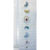 Eco Paper Garland | Moon Phase