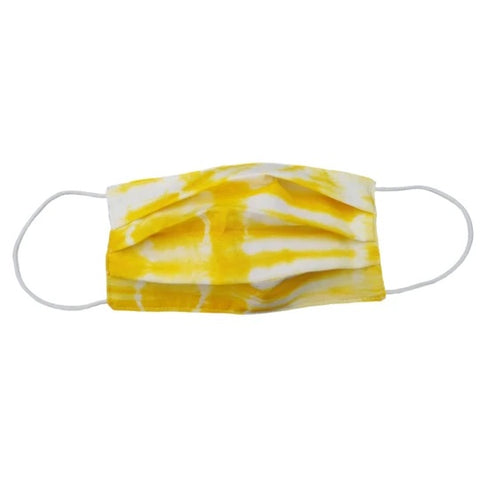 Pleated Face Mask | Tie Dye | Single