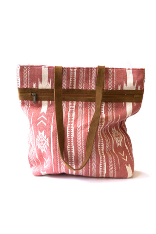 Cotton Purse | Rover Pink