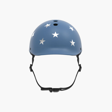 Kids Bike & Scooter Helmet - Stars Blue