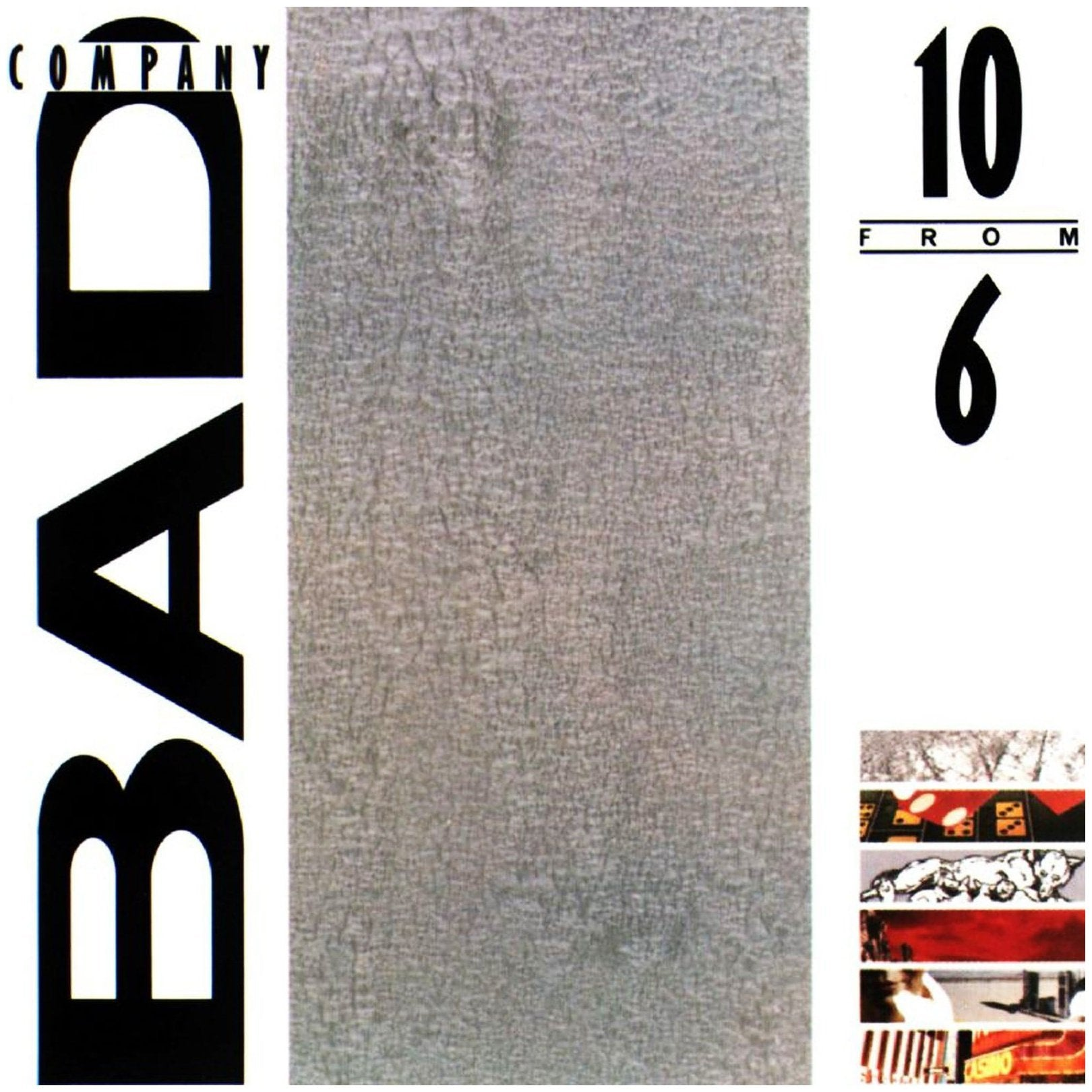 Bad Company - Bad Company - 10 From 6 - Cd
