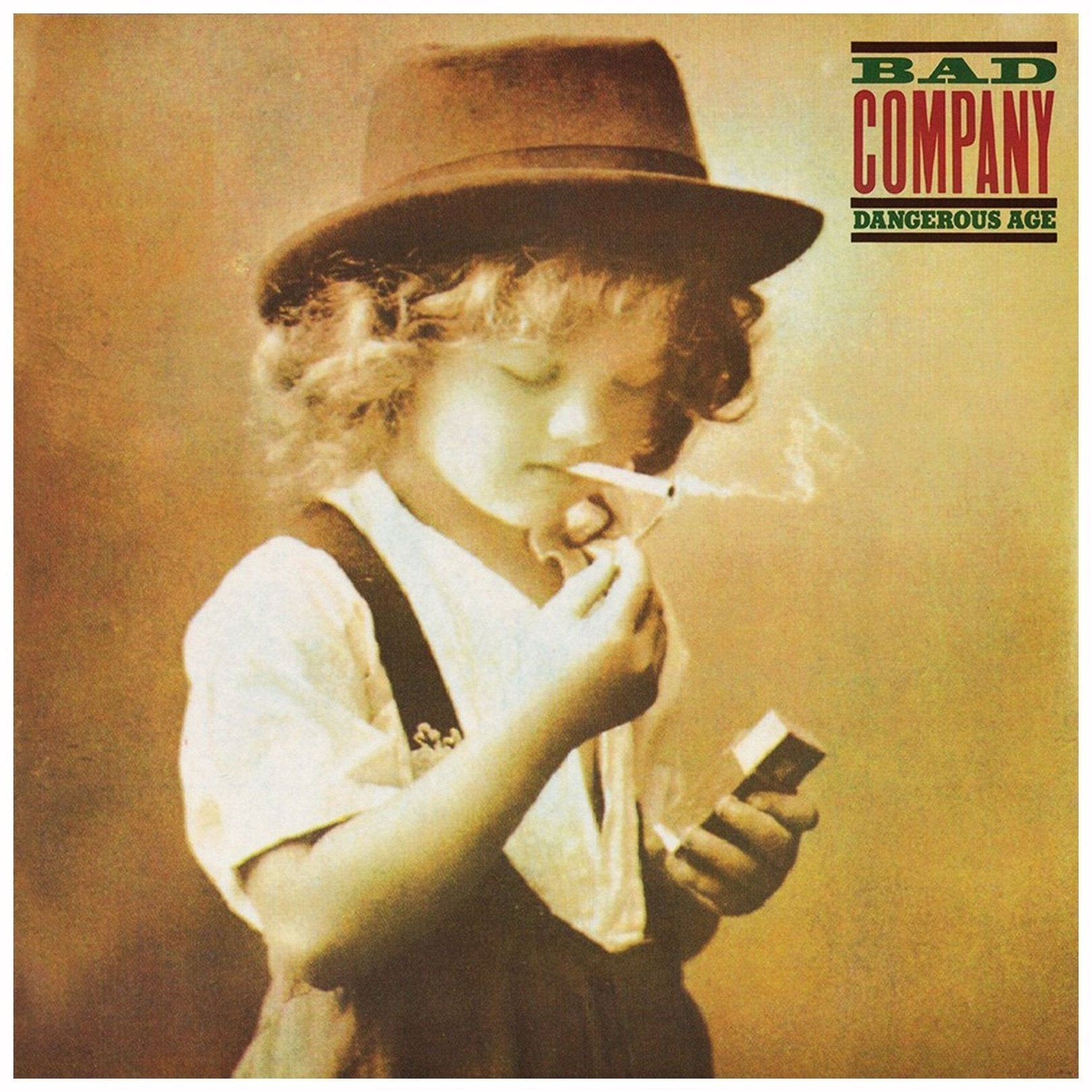 Bad Company - Bad Company - Dangerous Age - Cd