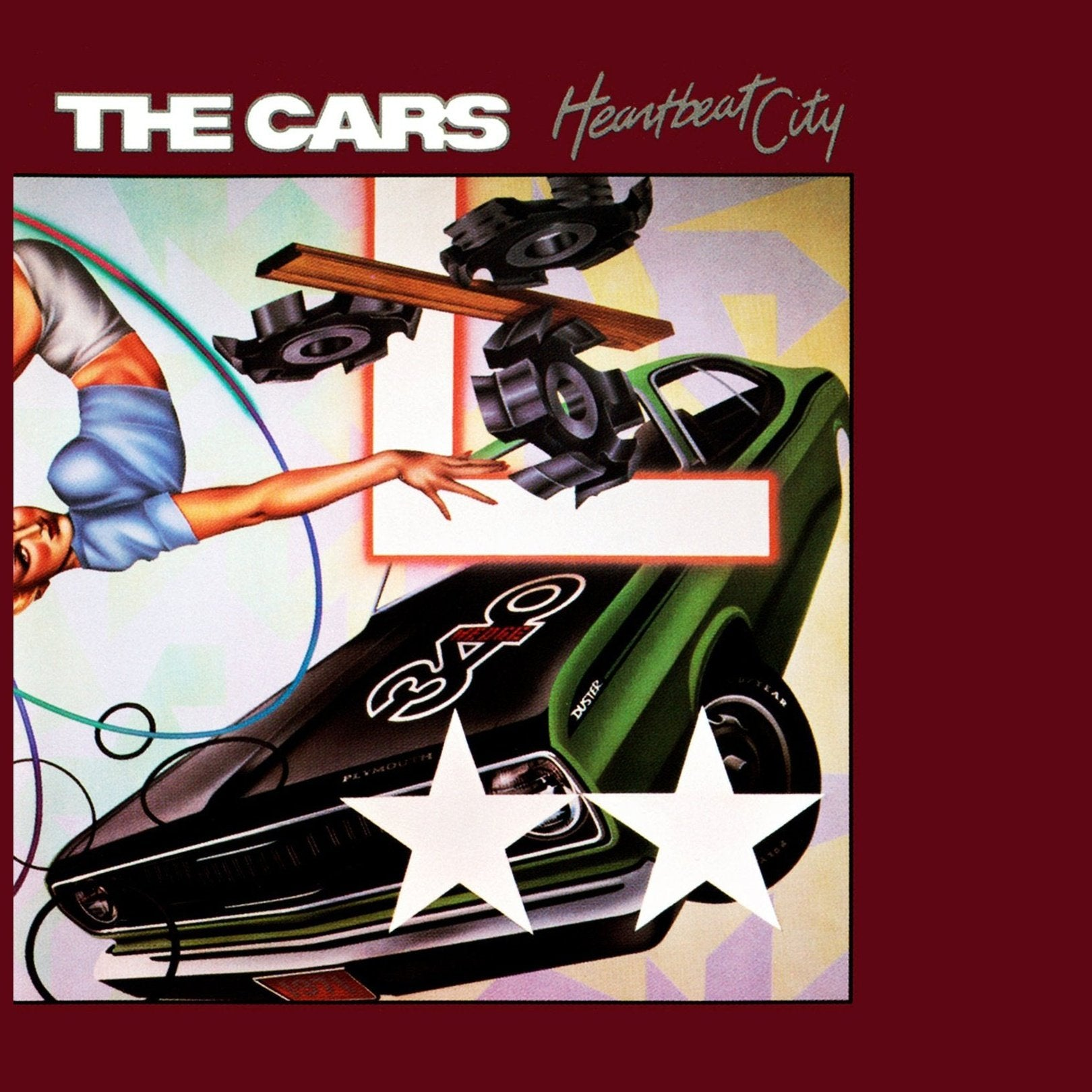 Cars - The Cars - Heartbeat City - Cd