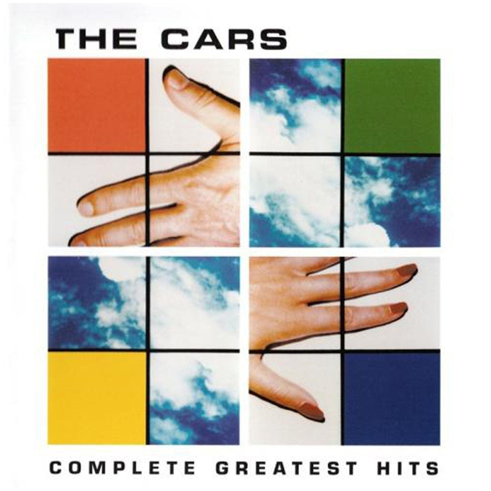 Cars - The Cars - Complete Greatest Hits - Cd