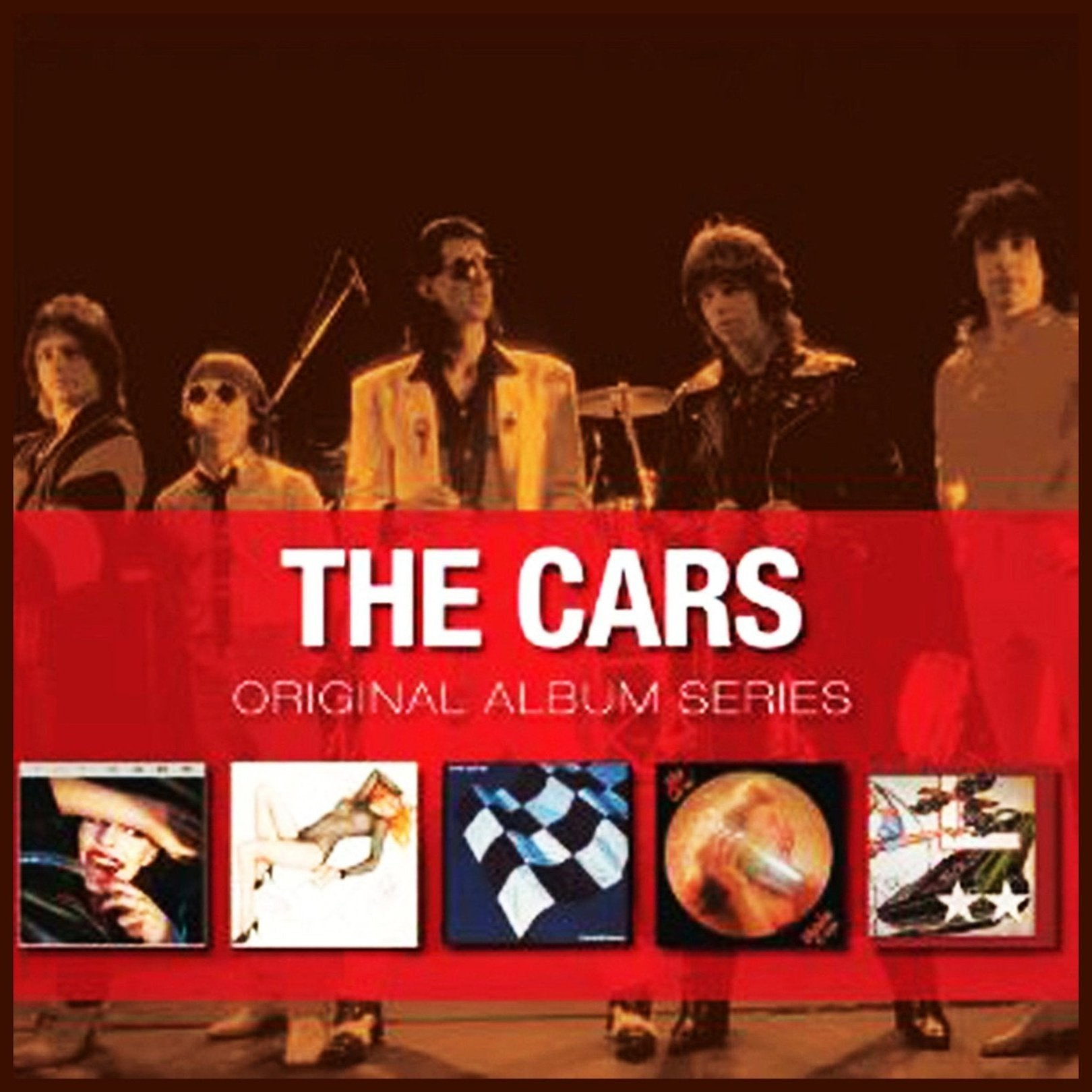Cars - The Cars - Original Album Series - 5 Cd Box Set