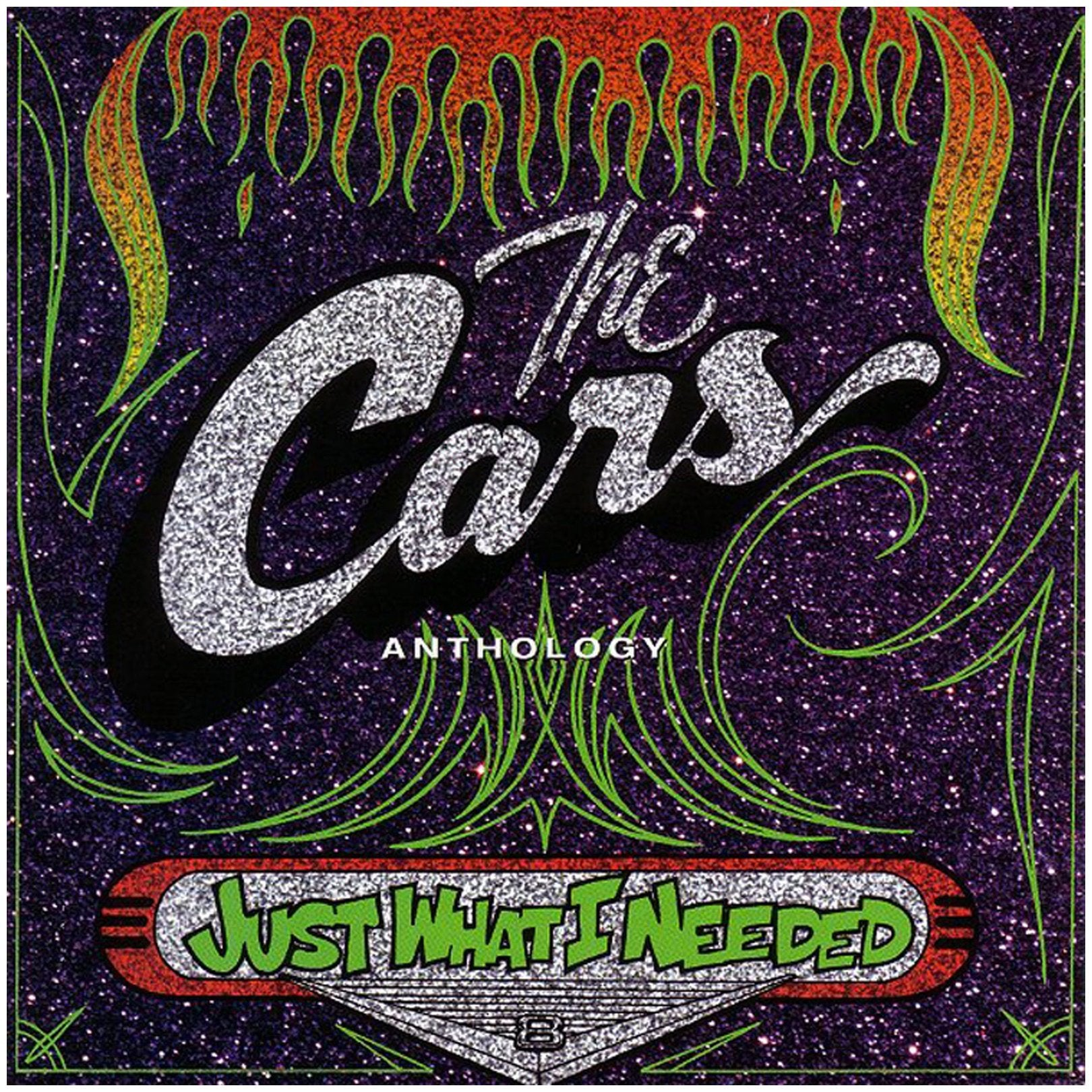 Cars - The Cars - Just What I Needed: The Cars Anthology - 2 Cd