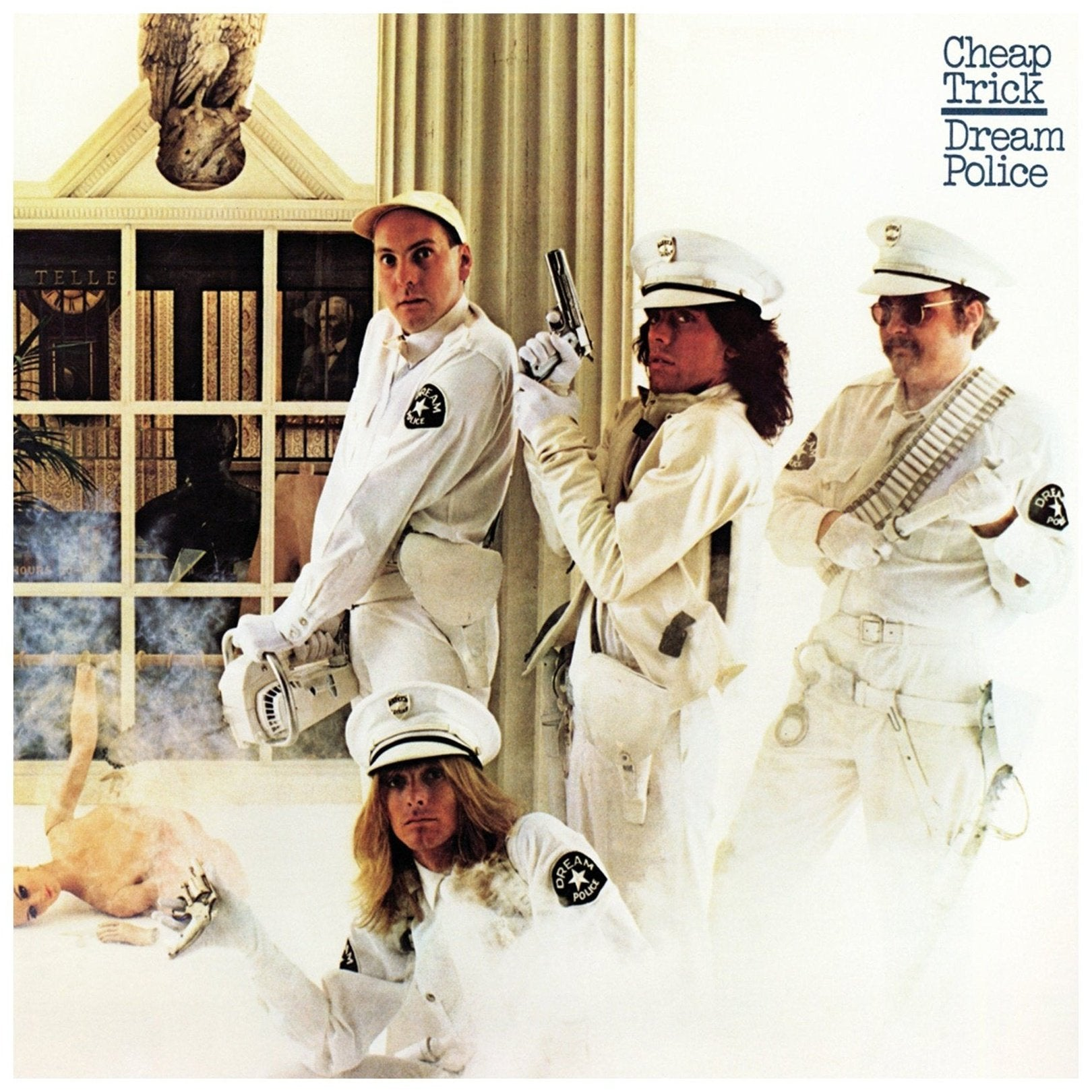 Cheap Trick Cheap Trick Records Lps Vinyl And Cds