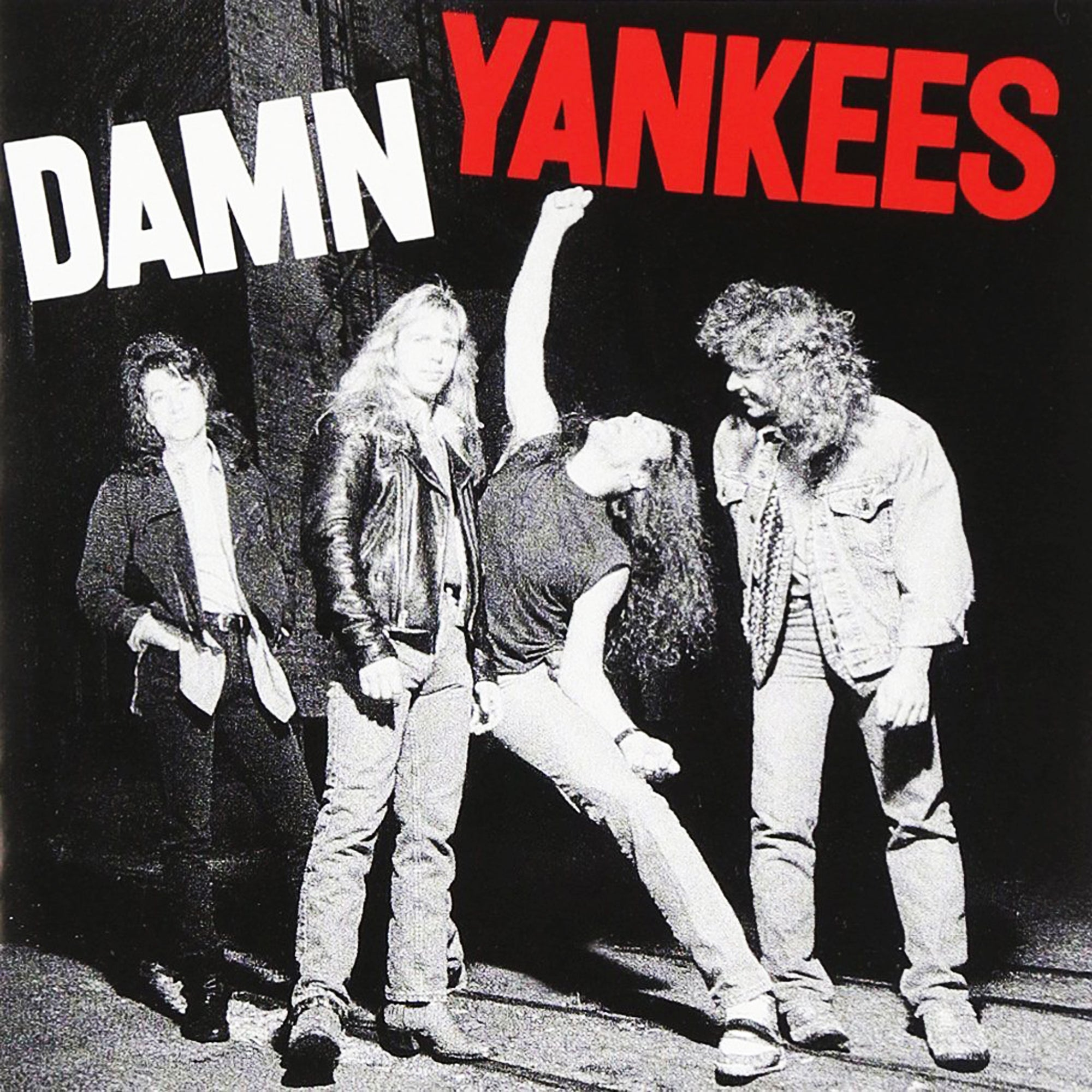 Damn Yankees Damn Yankees Records Lps Vinyl And Cds
