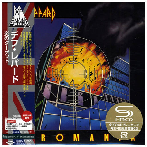 01721fca3f Def Leppard - Pyromania - Japan Mini LP SHM - UICY-93452 - CD 4988005