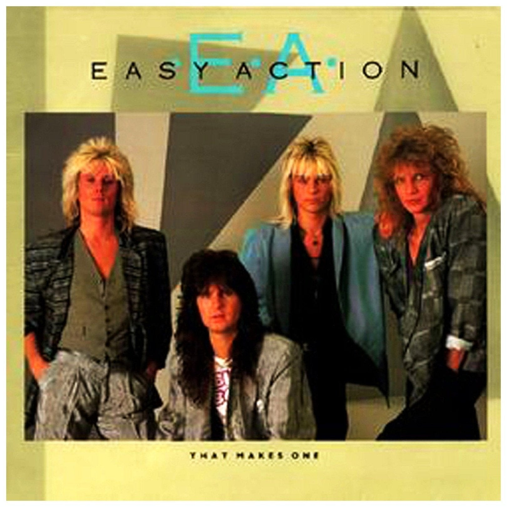 Easy Action - Easy Action - That Makes One - Cd