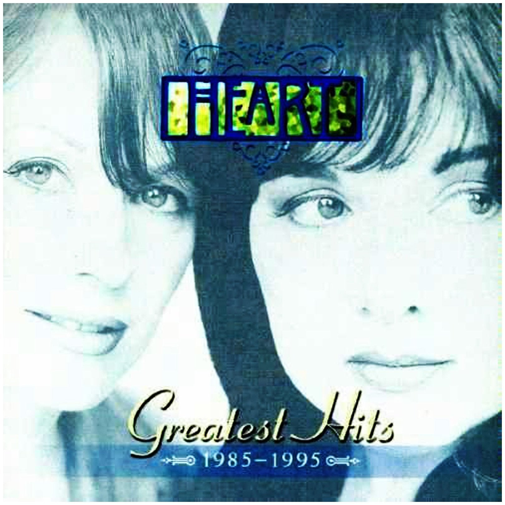 Heart - Heart - Greatest Hits 1985-1995 - Cd