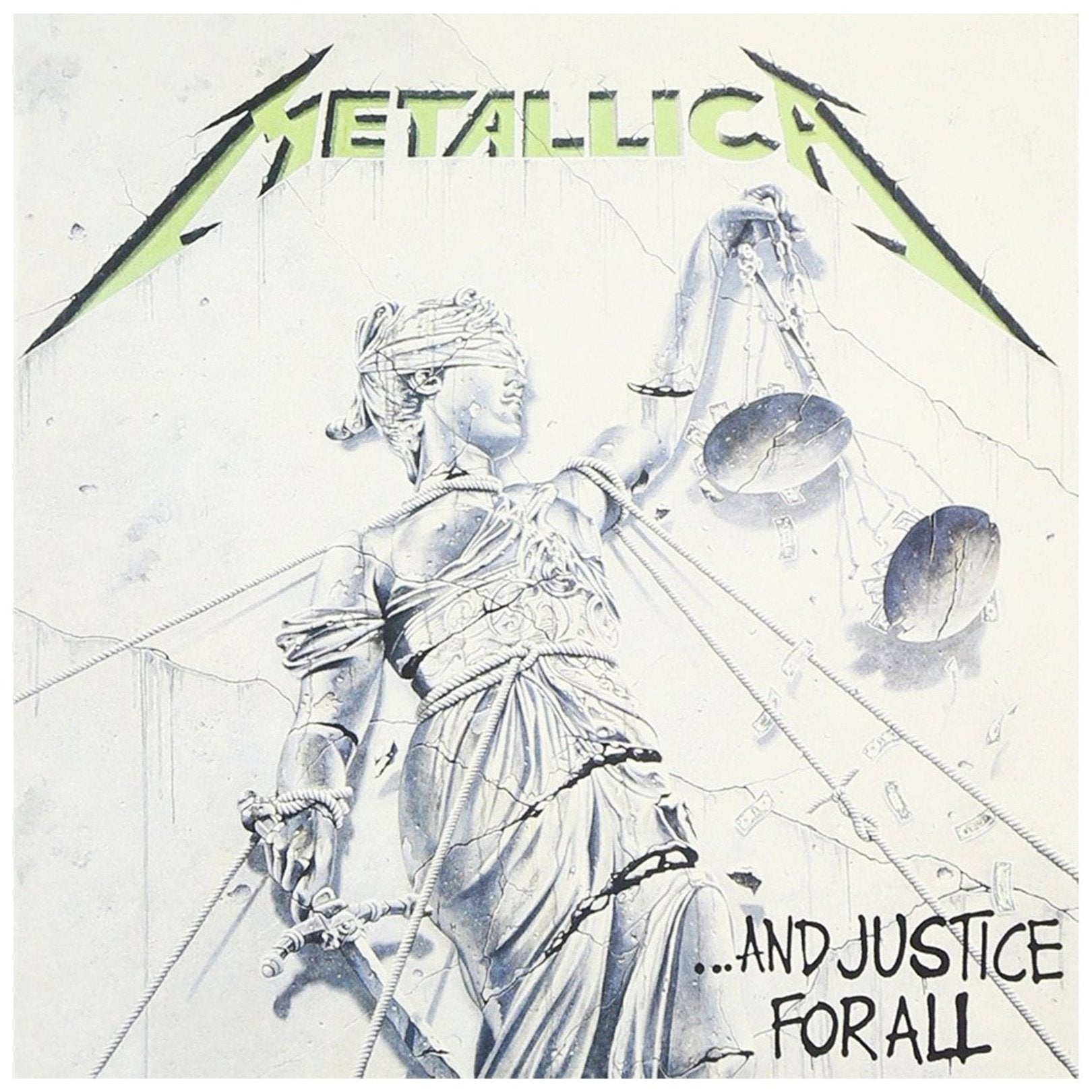 Metallica - Metallica - ...and Justice For All - Cd