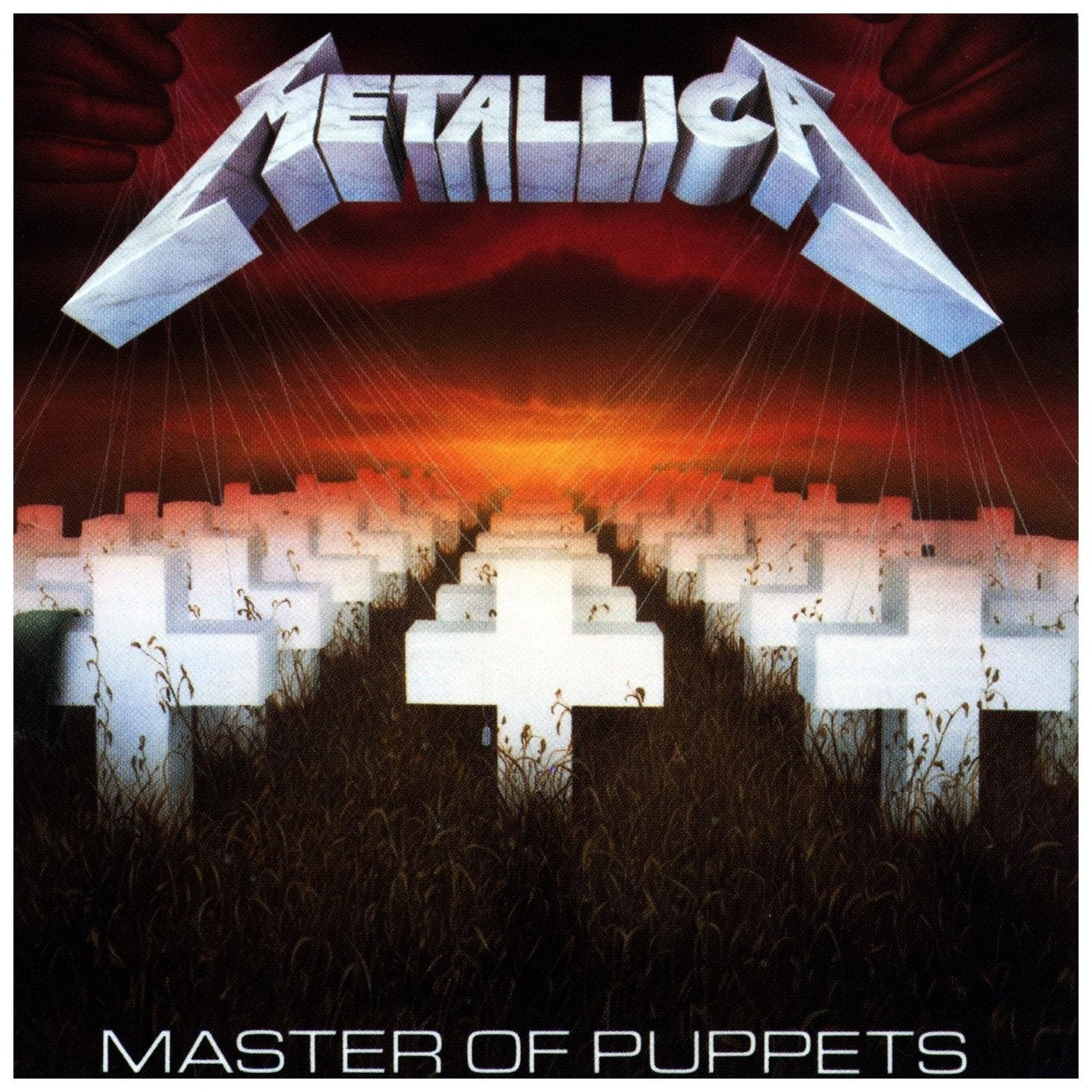 Metallica - Metallica - Master Of Puppets - Cd