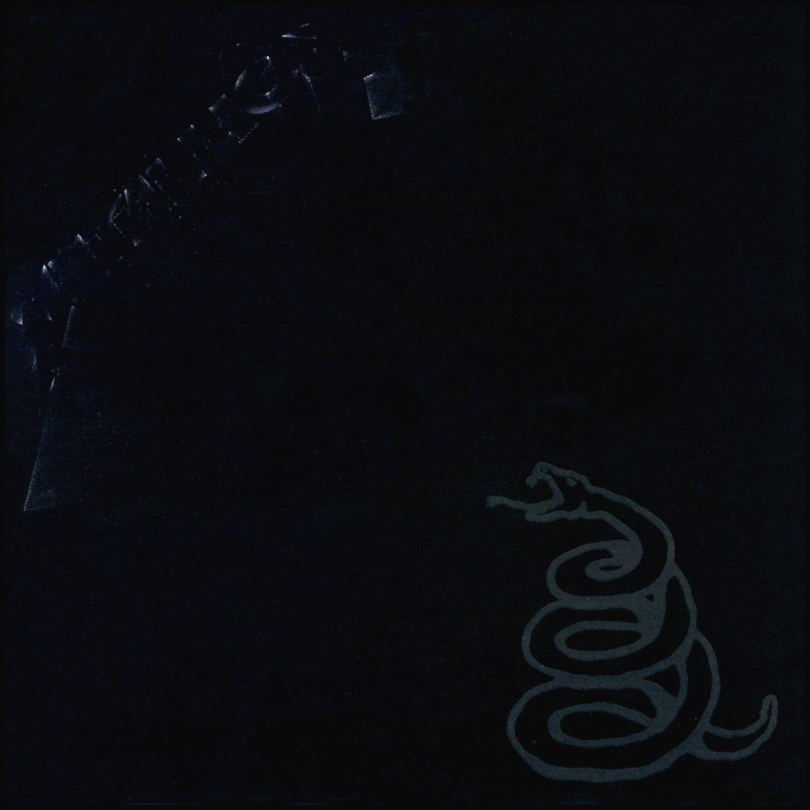 Metallica - Metallica - Self Titled - Cd