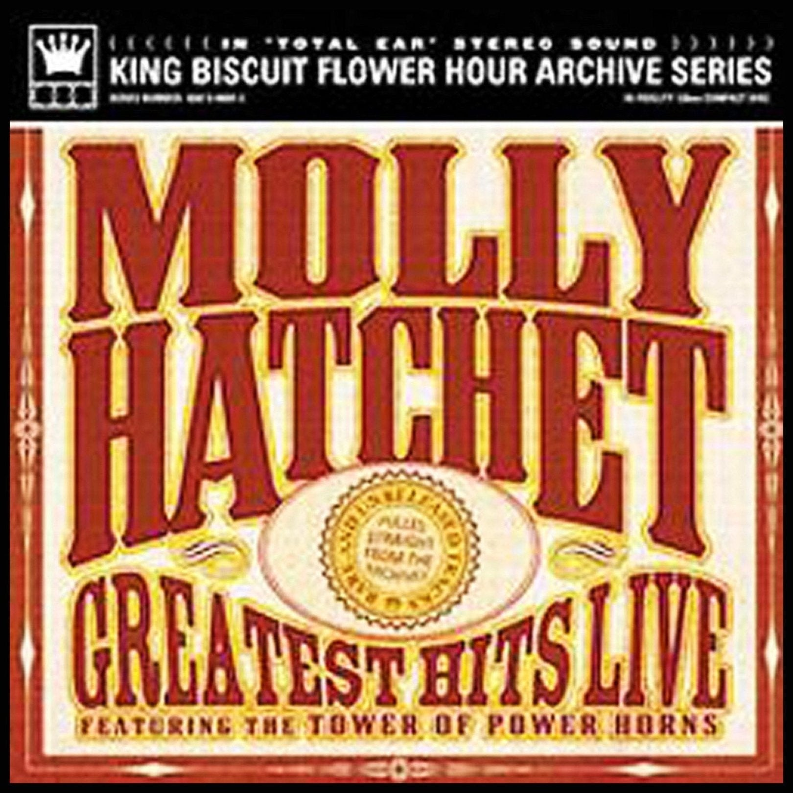 Molly Hatchet - Molly Hatchet - Greatest Hits Live - Cd