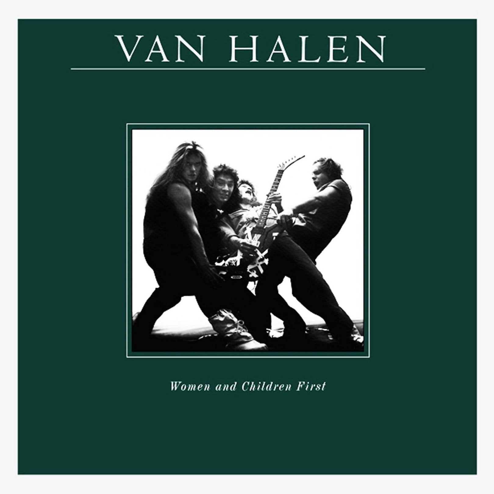 Van Halen - Van Halen - Women And Children First - Mini Lp - Cd