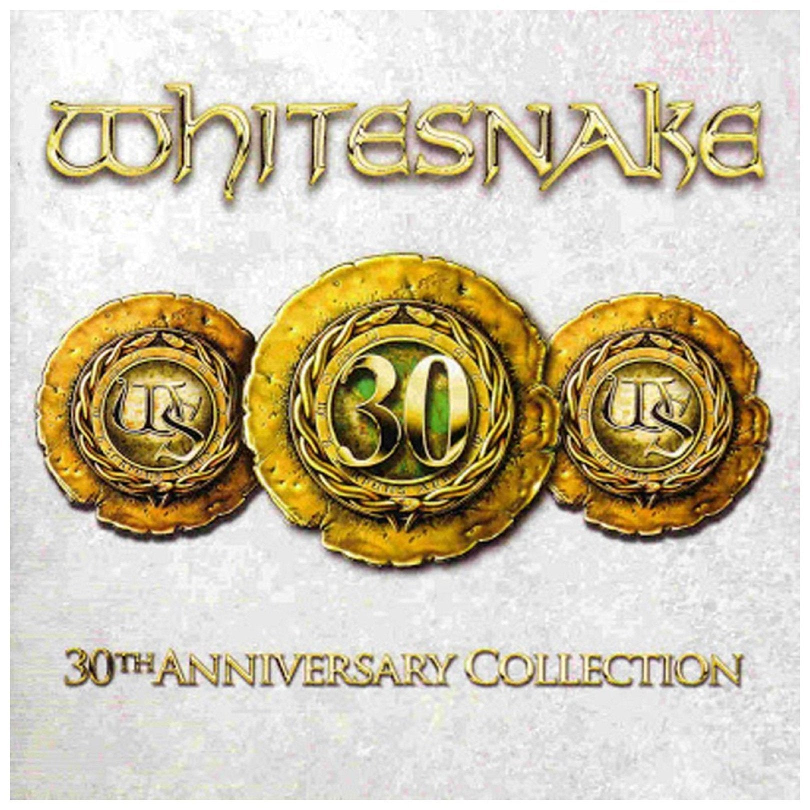 Whitesnake - Whitesnake - 30th Anniversary Collection - 3 Cd Box Set