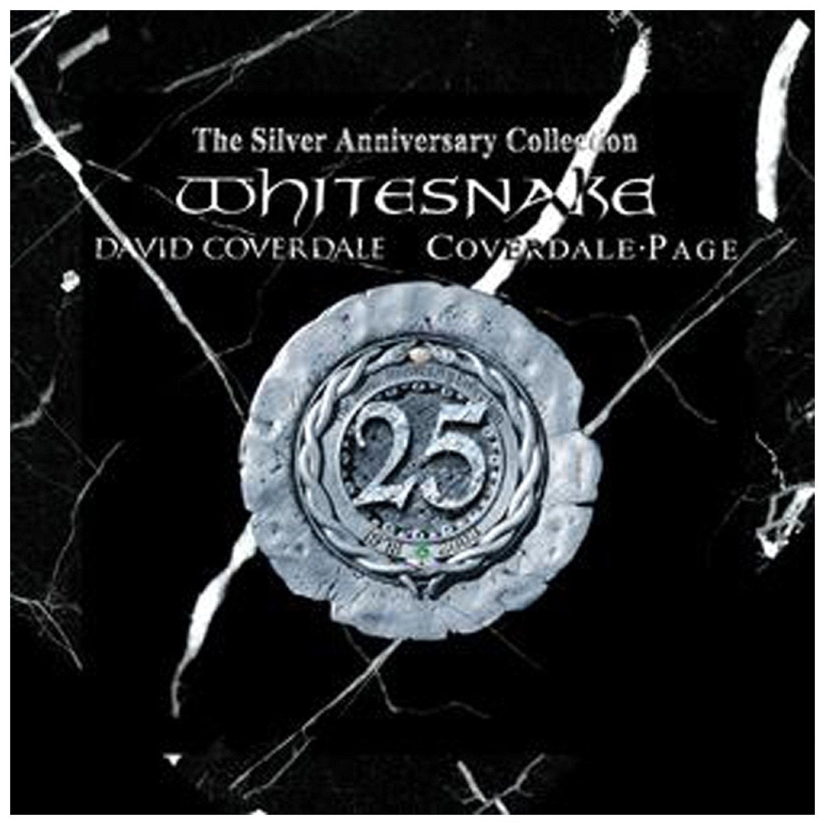 Whitesnake - Whitesnake - The Silver Anniversary Collection - 2 Cd